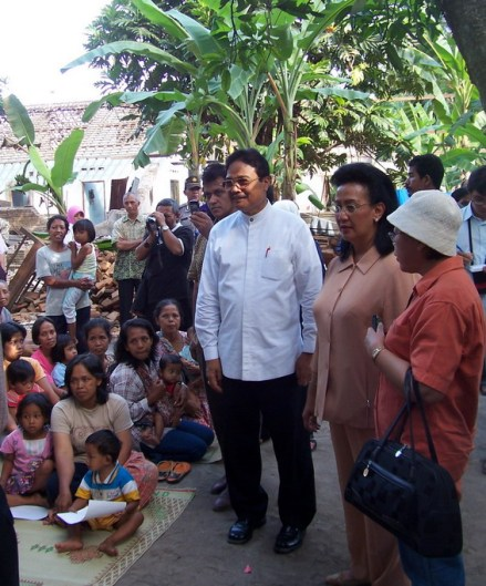 Earthquake Yogya-2005