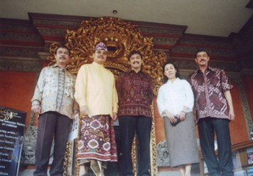 President SBY's spokepersons