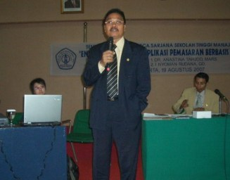 Guest lecture at IMNI Business School, August 2007