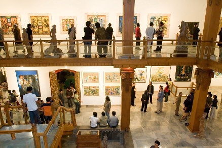 Inside MuseumRudana