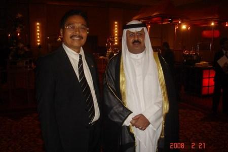 Dubes Kuwait