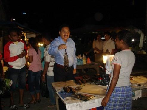 Jayapura-market