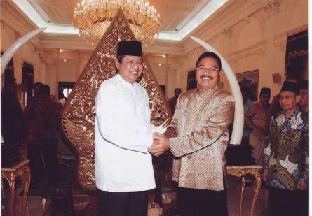 Rudana & SBY